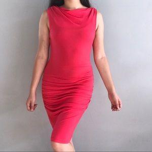 Jennifer Lopez sinched dress